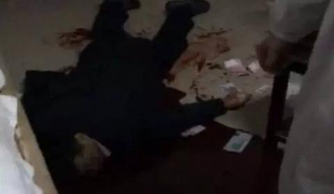 骨科名医家中被杀  血泊中散满钱